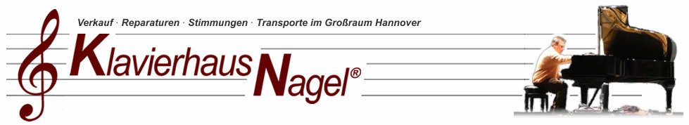 Klavierhaus Nagel Logo